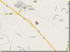 crossings blvd Antioch - Google Maps